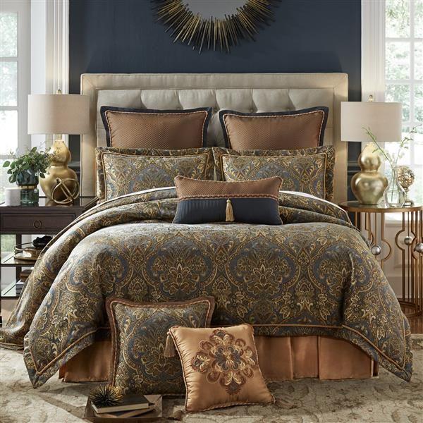 Cadeau Comforter Set Croscill, Croscill Queen Size Bedding Sets
