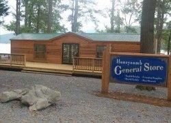 Honeycomb Campground Guntersville State Park Lakeside Resort State Parks