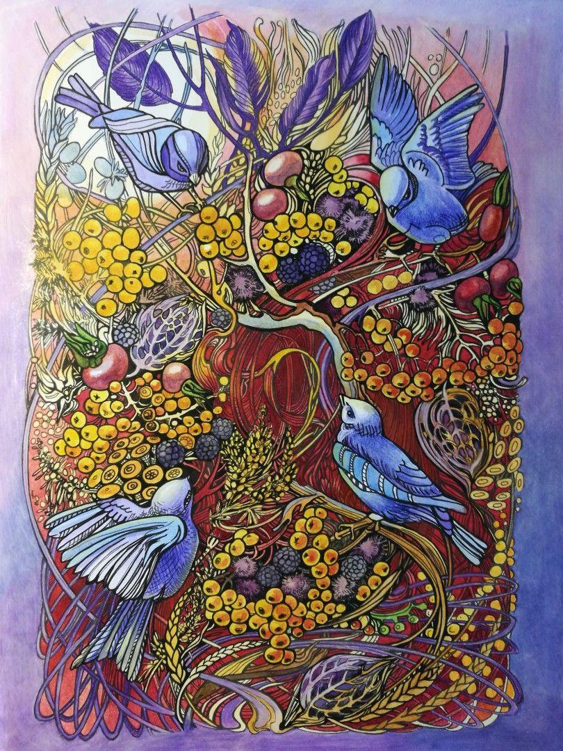 Пин от пользователя Анна Павлова на доске МоиРаскраски в ...