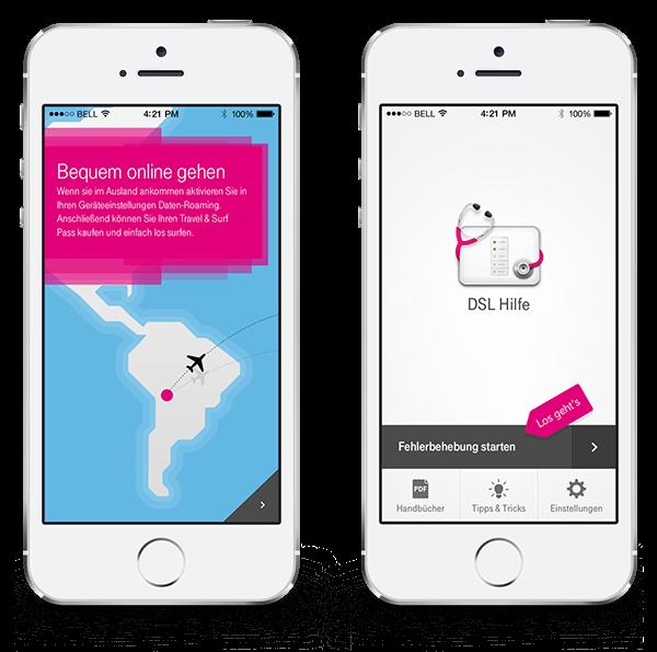 Deutsche Telekom Data Visualization Styleguide by Bureau