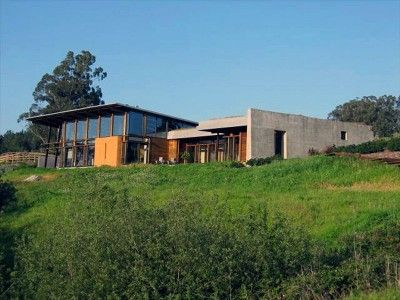 Luxury Modern Estate In Point Reyes With Pool And Spa