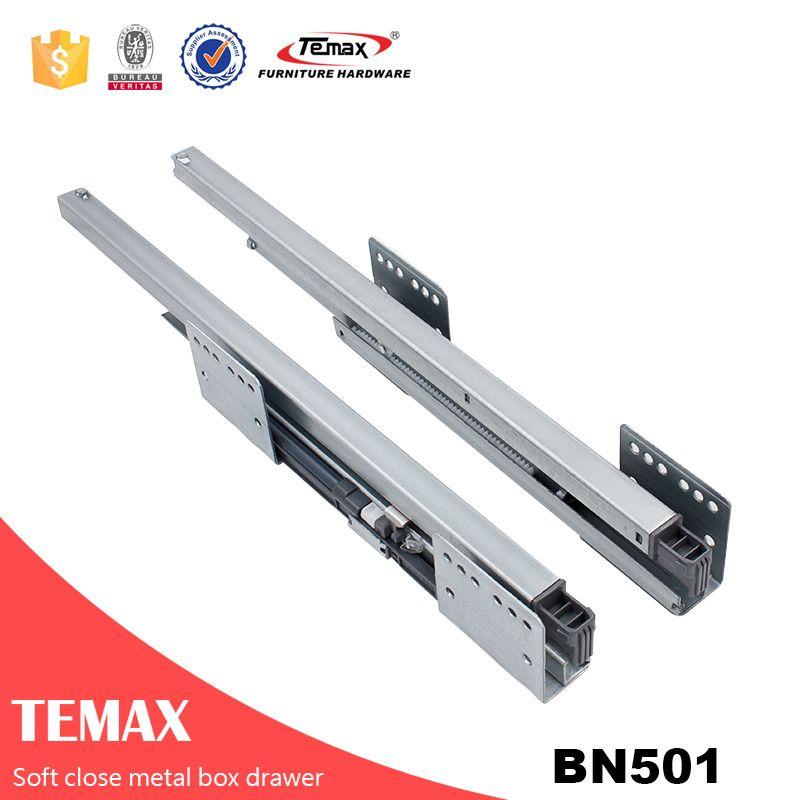Temax undermount drawer slide kitchen cabinet drawer slide ...