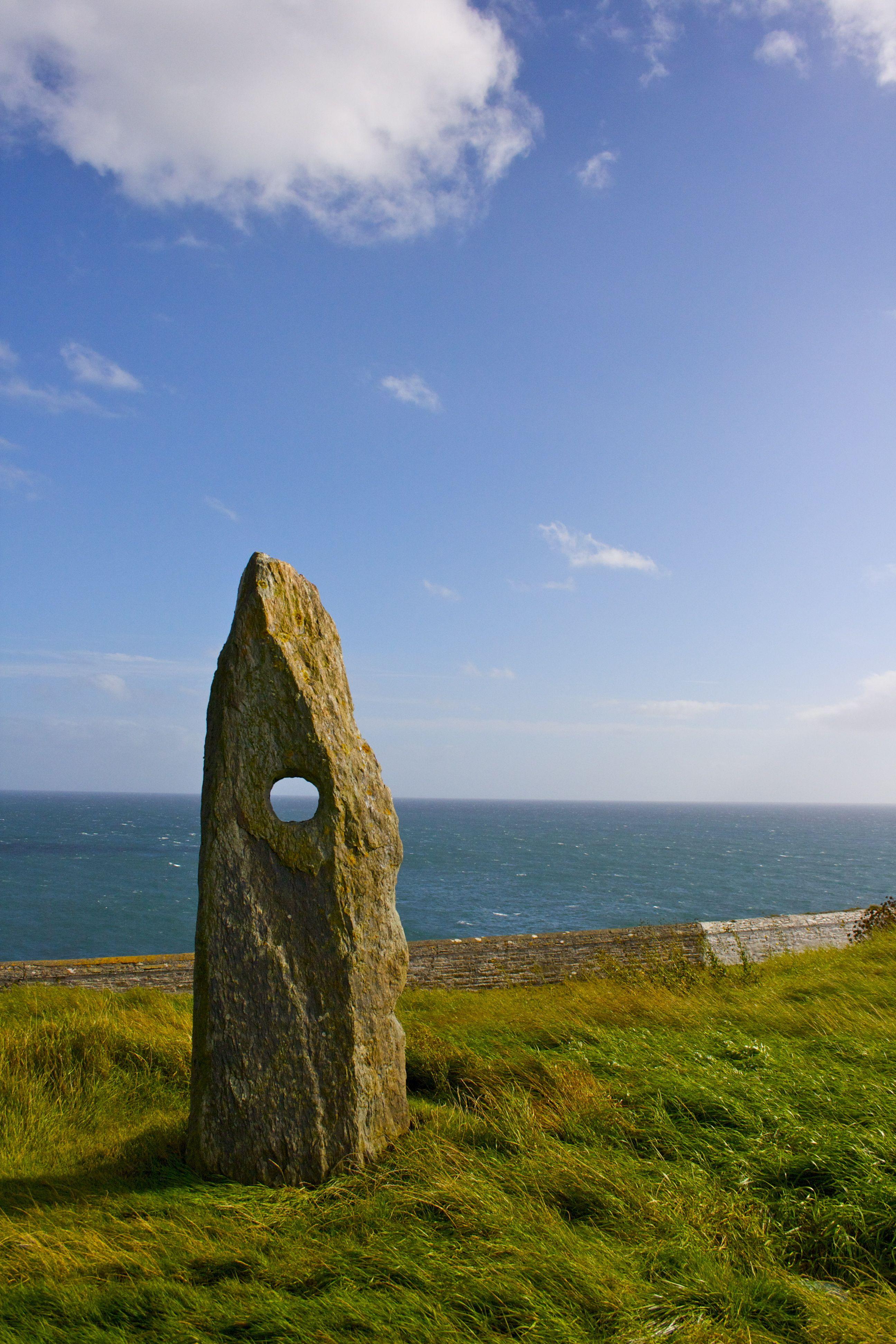 Stone of Accord - Old Head Golf Links, near Kinsale ...