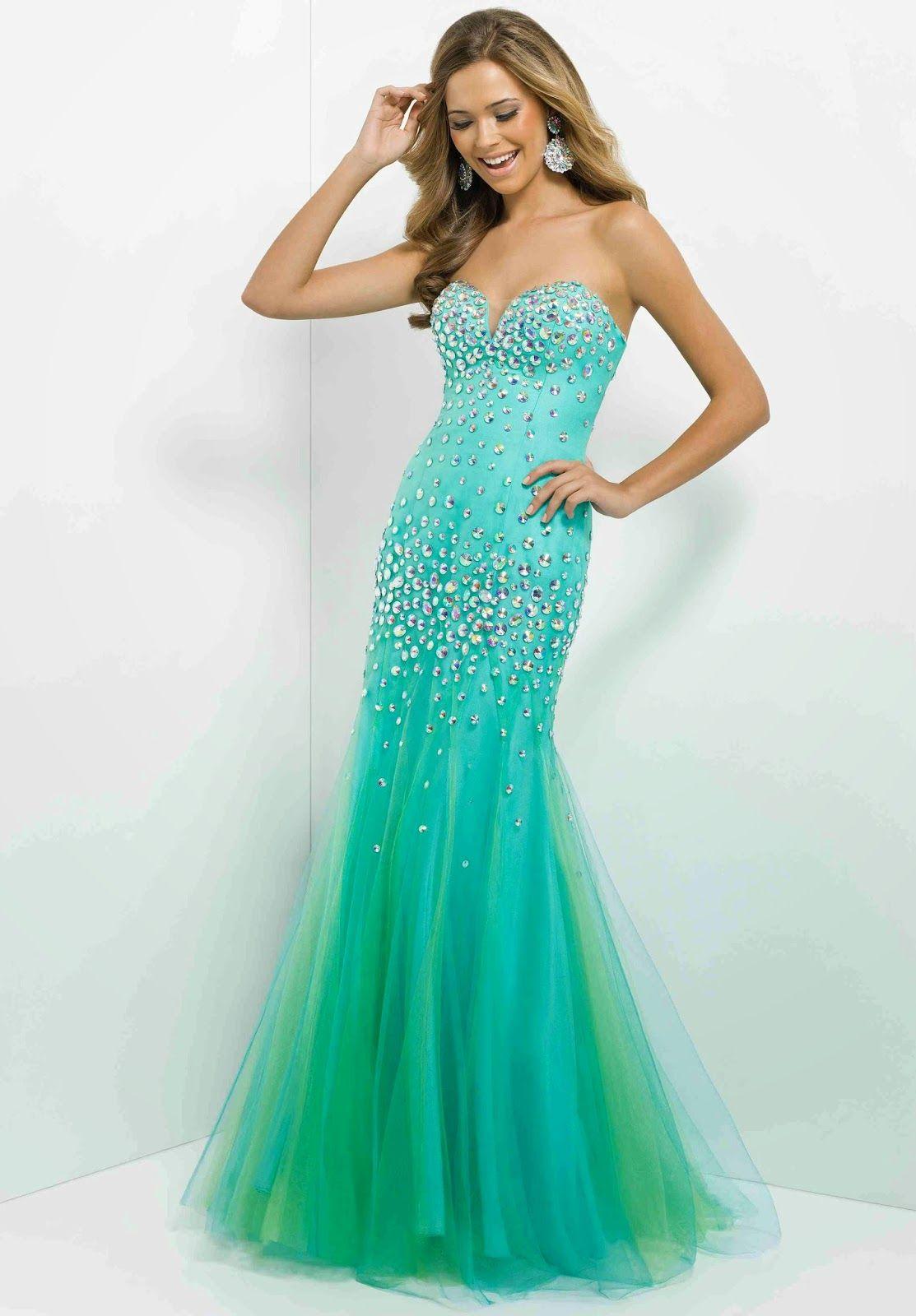 Estupendos vestidos de fiesta | Moda y Tendencias | Ropa de ...