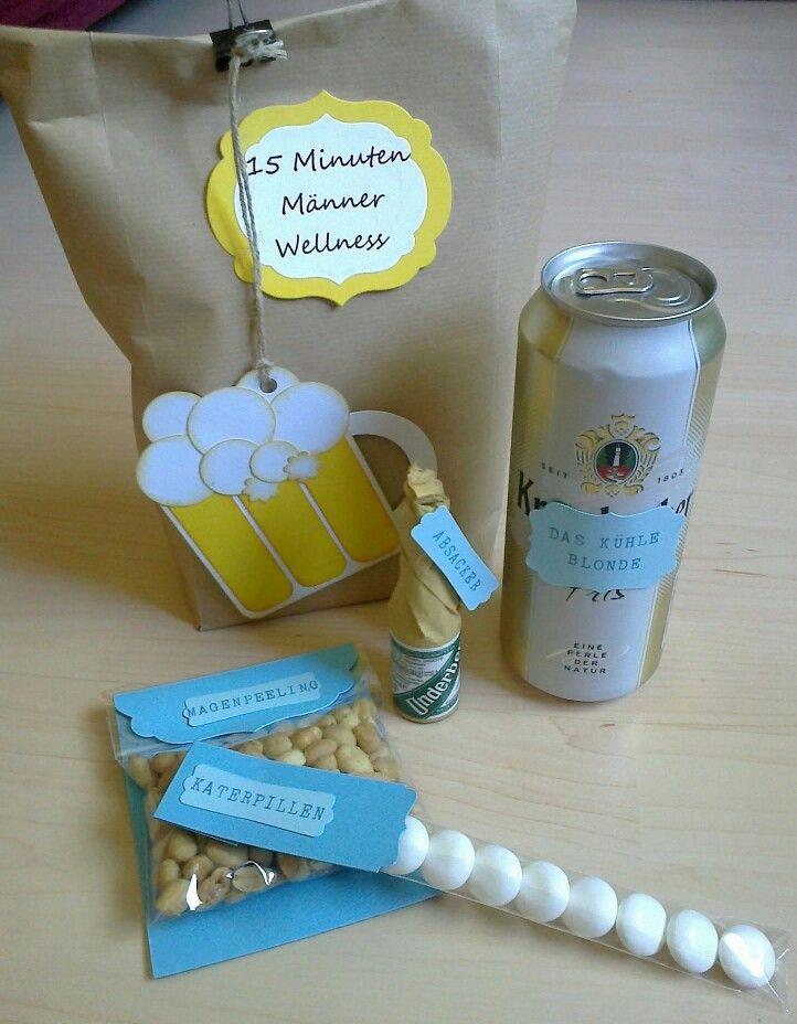 15 Min. Männer Wellness - Inhalt | Weihnachtsgeschenke | Pinterest ...
