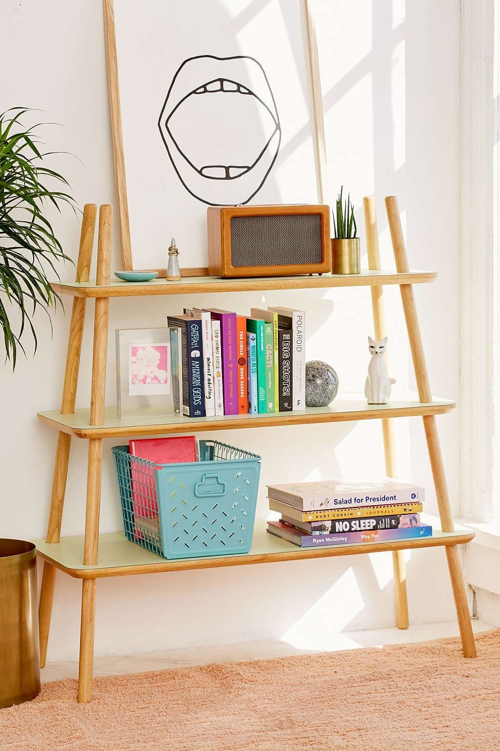 item furniture andy i com front tiered teal color tier shelving safavieh bookcases steel bookshelf