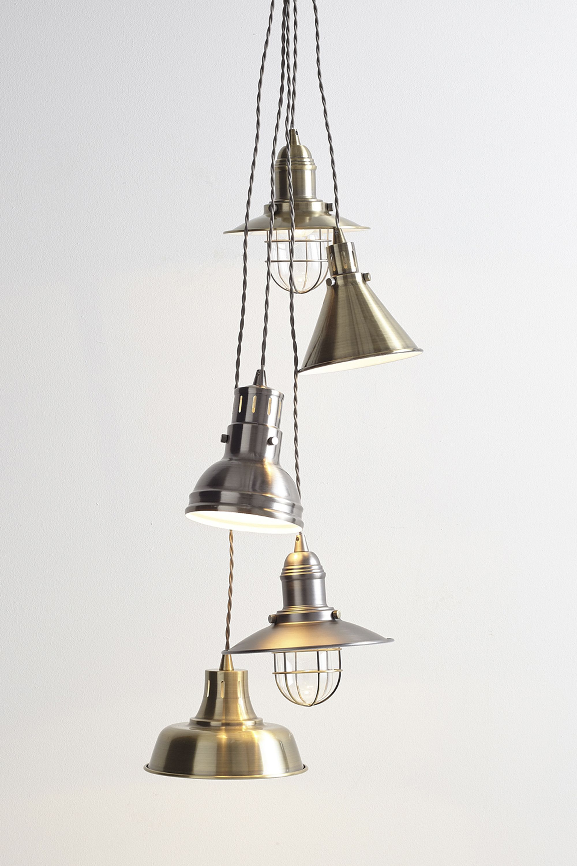 Lourdes 5 Light Cluster   BRASS   One Size   BHS   Home   Pinterest ...