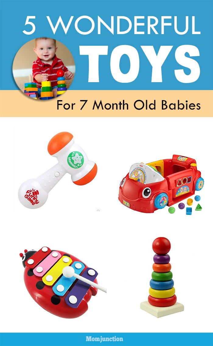 Best Toys For 7 Month Old 2019 5 Best Toys For A 7 Month Old Baby In 2019 | Elliott Wren | 7