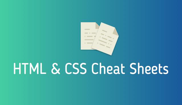 Best html css cheat sheets books pinterest best html css cheat sheets malvernweather Images