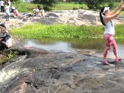 Trilha da Cachoeira Brejão/PE - 19 07 15 vídeo 1.