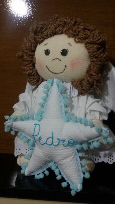 Apaixonada por esse anjo♡ Está indo embora abençoar  o pequeno Pedro♡♡♡