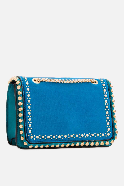 9697ff9c2408 Sac à bandoulière en velours, Koko Couture - Sacs et porte-monnaie ...