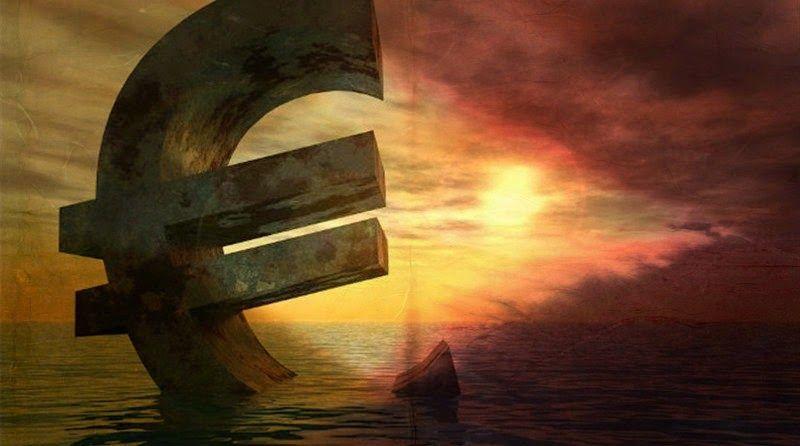 ΤΟ ΚΟΥΤΣΑΒΑΚΙ: Καμιά θυσία για το ευρώ. Έξω από το ευρώ την ΕΕ τώ... Το Eurogroup της Δευτέρας 16 Φλεβάρη ήρθε ως συνέχεια προηγούμενης συνεδρίασης του την περασμένη εβδομάδα, καθώς και της συνόδου κορυφής της ΕΕ. Η εικόνα που μετέδωσε η συνέντευξη των ευρωπαίων αξιωματούχων και του ΔΝΤ είναι εικόνα ολοκληρωτικής αντίθεσης, εικόνα καμιάς δυνατότητας συμφωνίας μεταξύ της ελληνικής κυβέρνησης και των Βρυξελλών, εικόνα ρήξης.