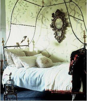 The Daily Bed: Lit à la polonaise