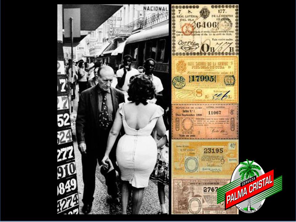 CERVEZA PALMA CRISTAL TE DICE ¿Cuándo se permitió crear una lotería en Cuba? La primer lotería en Cuba fue aprobada por la Real Orden del 28 de junio de 1810. El primer sorteo en Cuba de la REAL LOTERIA DE LA FIEL ISLA DE CUBA se efectuó el 11 de septiembre de ese propio año, con dos premios mayores de cinco y diez mil pesos. www.cervezasdecuba.com