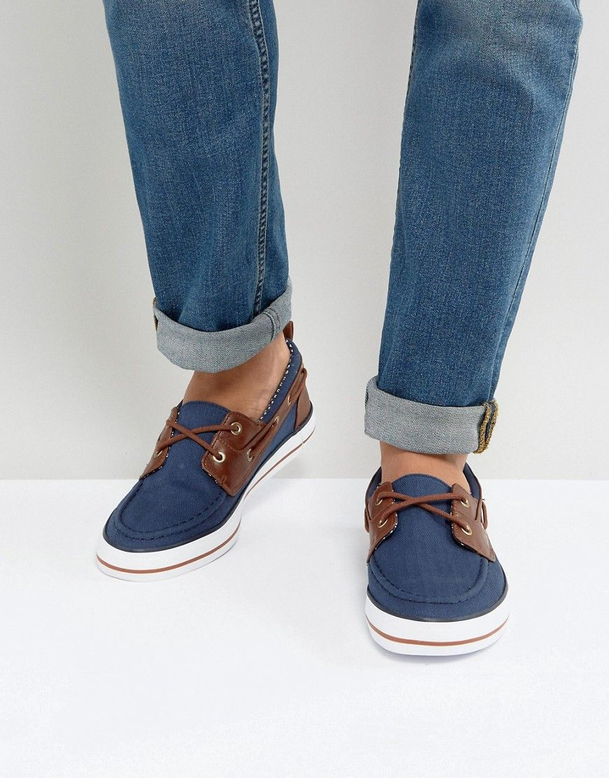 Buy Navy Asos Deck shoes for men at best price  Compare Shoes prices from  online stores like Asos  Wossel Global