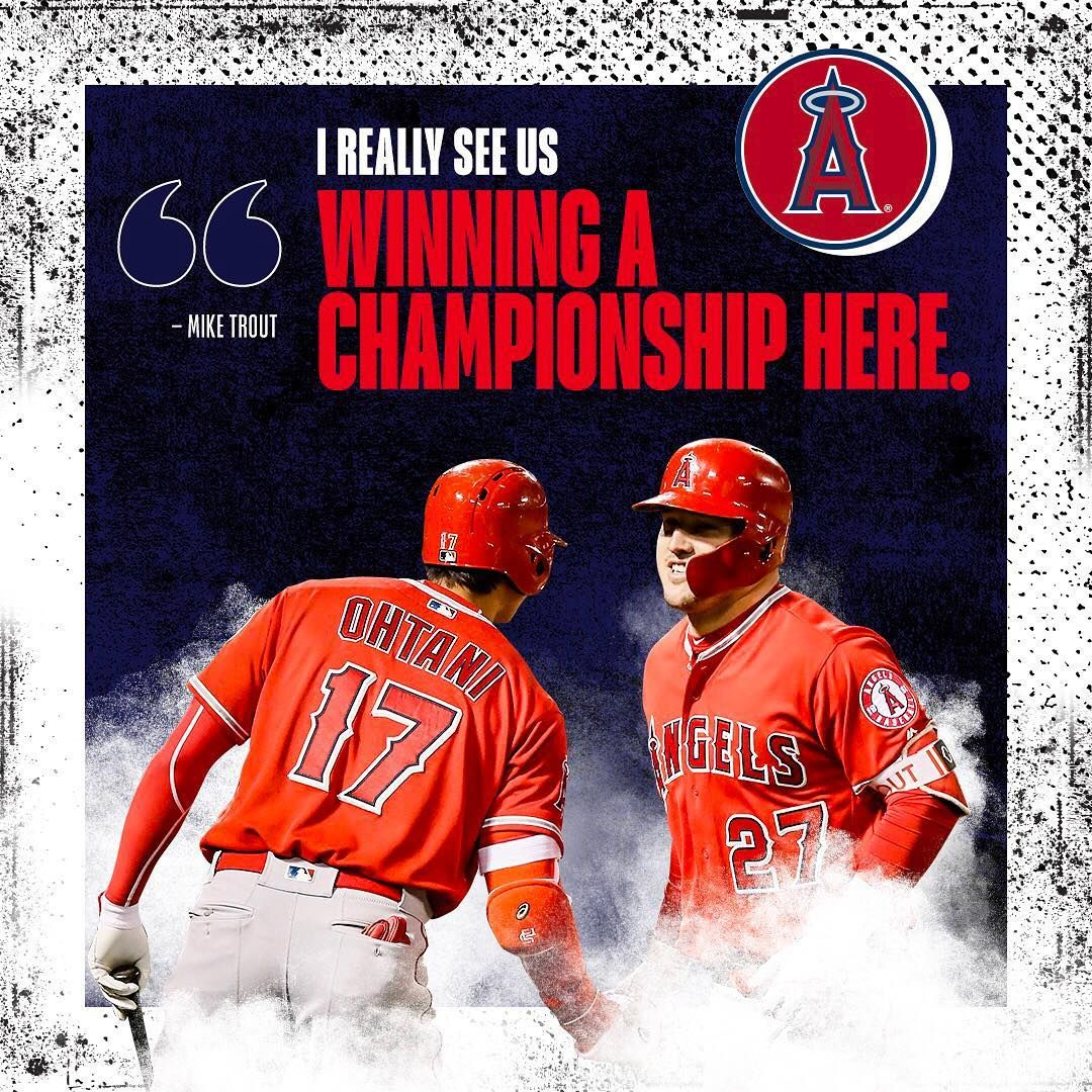 Mlb He Can Predict The Weather What About A Title Predictions Baseball Mike Trout
