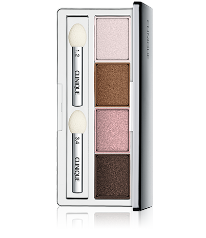 All About Shadow™ Quads Clinique eye makeup, Eyeshadow