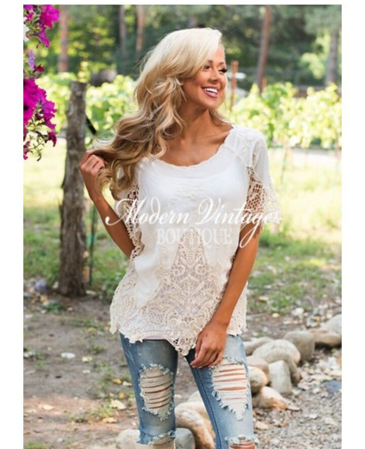 Casual bridal top for events