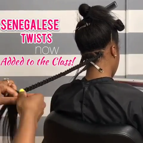Photo of SENEGALESE TWISTS ????