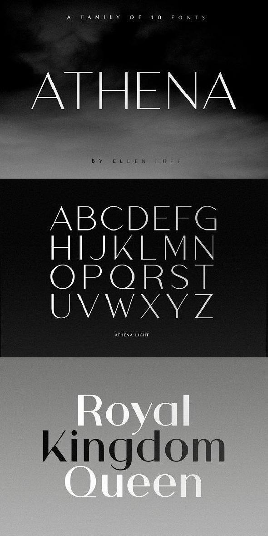 Sans serif – Artofit