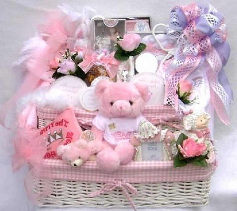 35 Inspiring Diy Baby Shower Gift Basket Ideas With Images