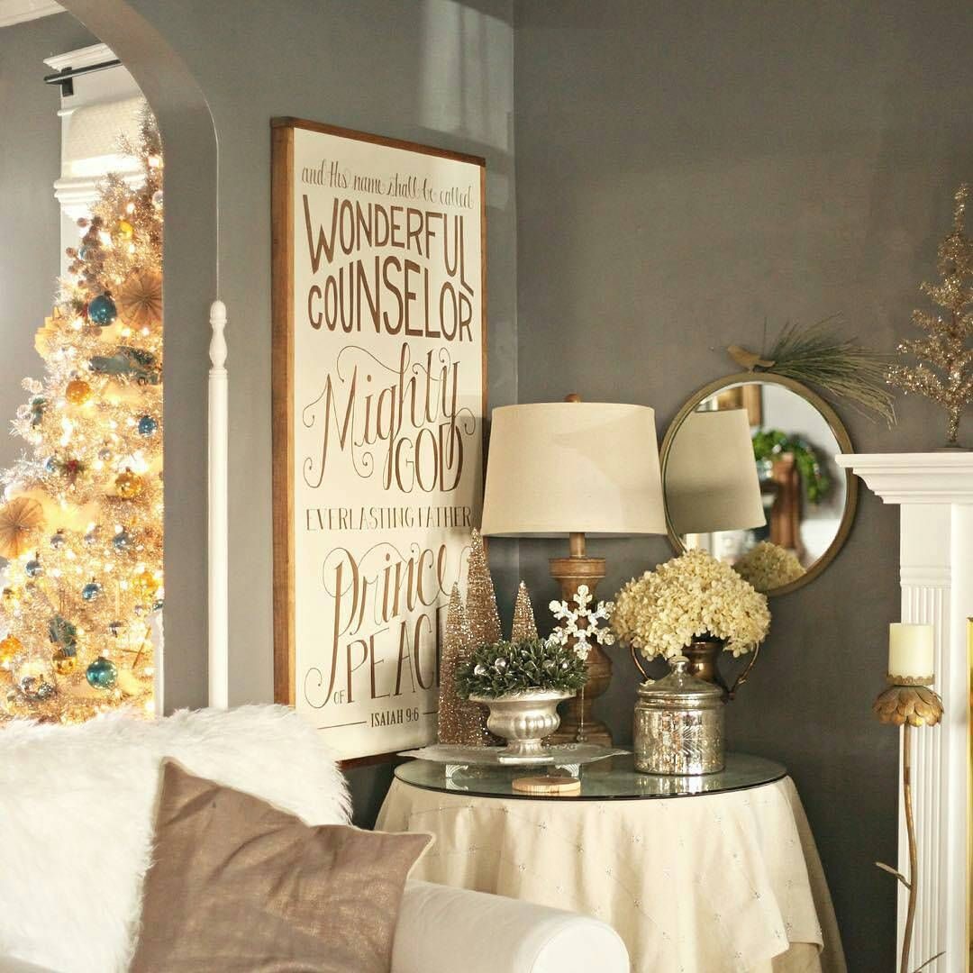 Decorating On A Dime This Is Gorgeous Love Each And Every Photo