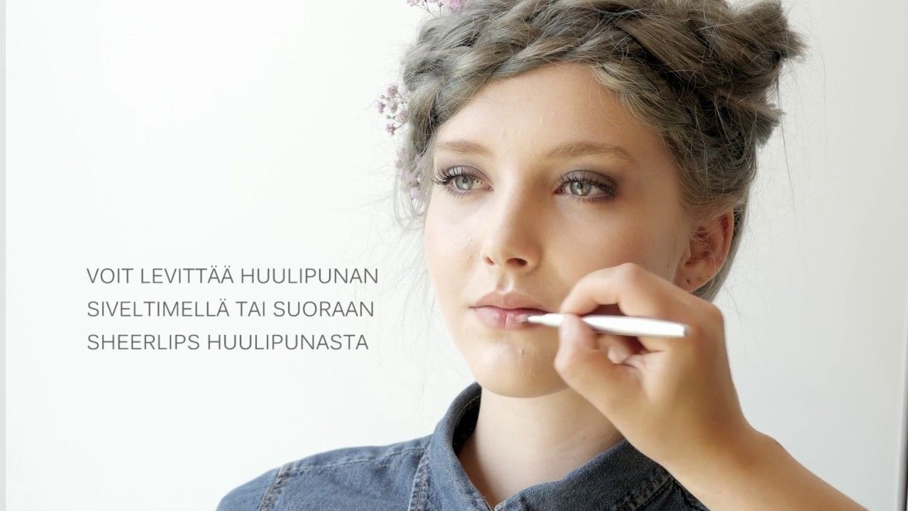 Zuii Organic - Make-up tutorial