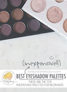 the best neutral eyeshadow palettes for beginners  best