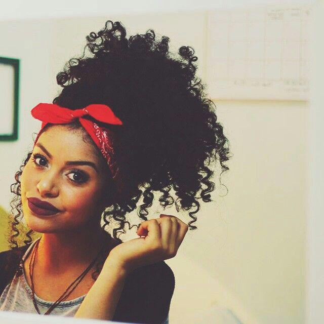 Her Curls Love Curly Hair Styles Natural Hair Styles Curly Hair Styles Naturally