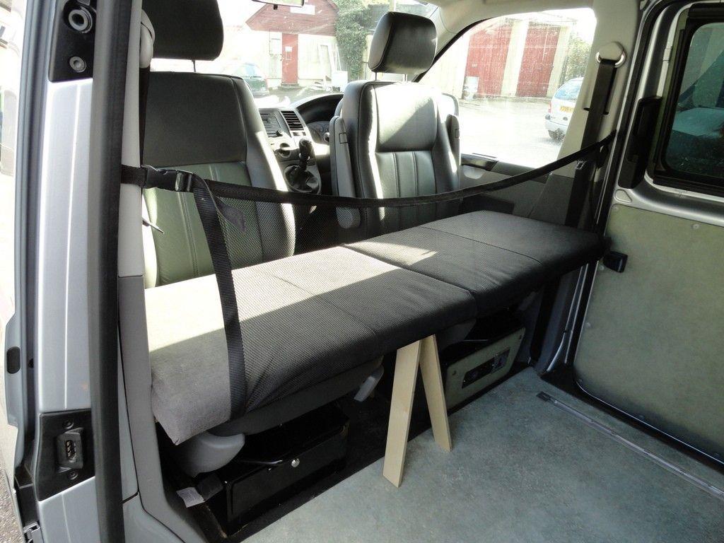 Image Result For Front Seat Van Bed Campervan Bed Camper Beds Campervan