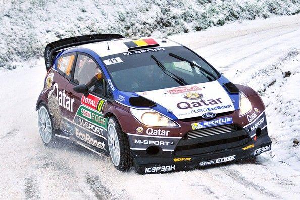 Nicolas Gilsoul Photos Photos Fia World Rally Championship Monte