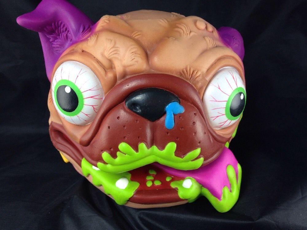 Ugglys Belcher Gross Electronic Pup Pet Dog Farting Burping Bulldog Joke Gift #Ugglys