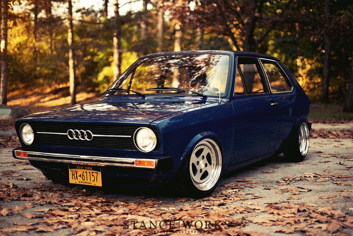 1977 AUDI 50 Maintenance/restoration of old/vintage vehicles: the ...