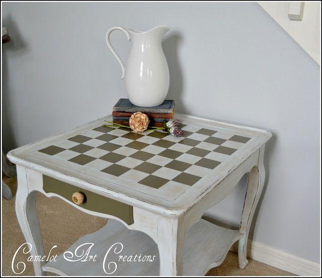 Camelot Art Creations: Gallery | Furniture I LOVE | Pinterest
