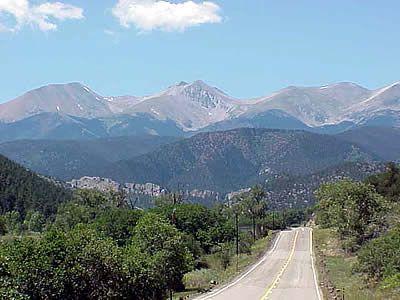 Trinidad Colorado Highway Of Legends