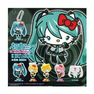 Vocaloid Kaito Cat Animal Charm Mascot Phone Strap NEW