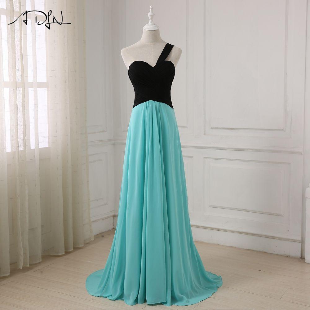 Click to buy ucuc adln wedding bridesmaid dresses fashion women pleats