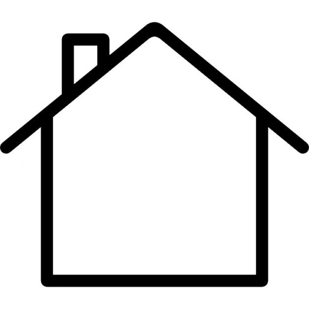 Download House Outline For Free House Outline Free Icons Free Clip Art