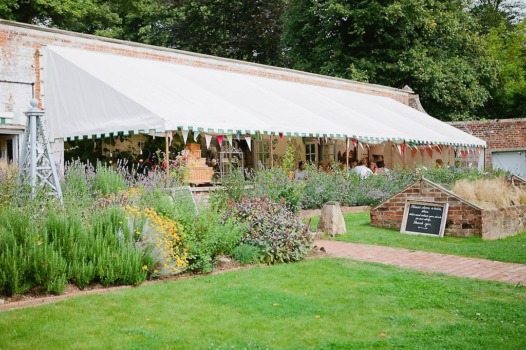 Pythouse Kitchen Garden As Event Venue