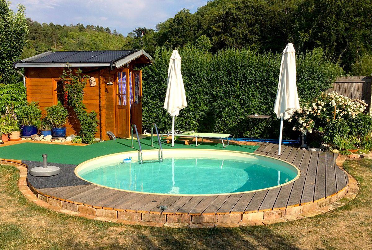 poolakademie.de - Bauen Sie ihren Pool selbst! Wir helfen Ihnen dabei! #poolselberbauen