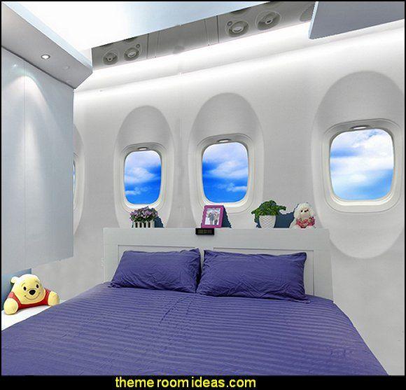 Decorating Theme Bedrooms Maries Manor Airplane Theme Airplane Decor Airplane Room Airplane Bedroom Decor