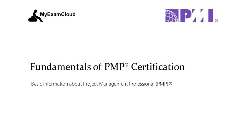 Basic Information About Project Management Professional