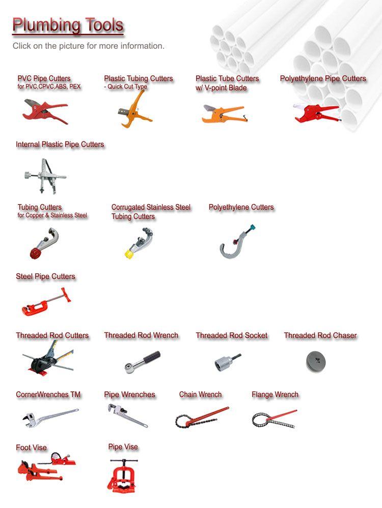 nice plumber tools | plumbing in 2018 | pinterest | plumbing, tools ...