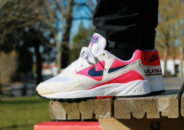 Nike Air Icarus Extra OG USA (1992) Antho Sb Street Wear