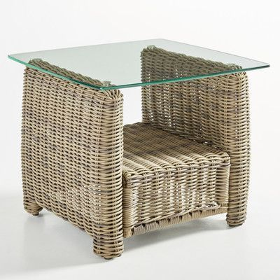 South Sea Rattan Sedona Side Table