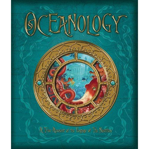 Hawkins, Emily, A J. Wood, and Wayne Anderson. Oceanology: The True Account of the Voyage of the Nautilus by Zoticus De Lesseps, 1863. Somerville: Candlewick Press, 2009.  Shields Reserves PZ7 H313514 O24 2009