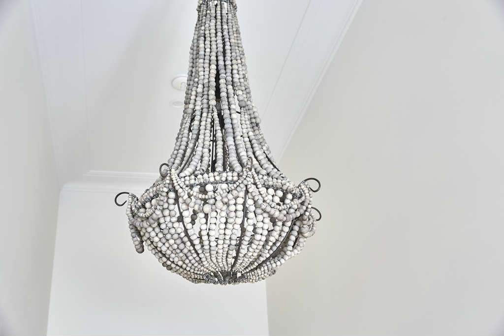 The block superstars josh elyse feature klaylife chandelier in their