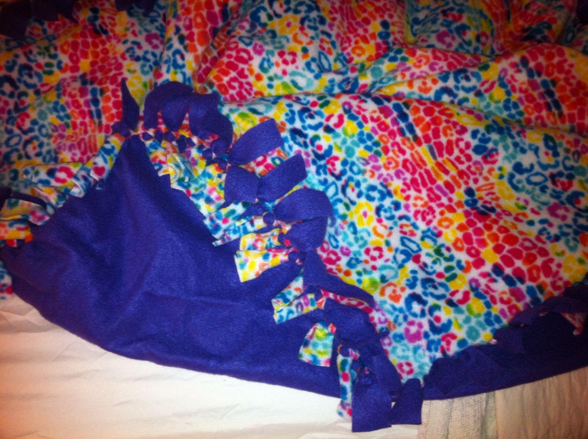 Fleece Tie Blanket Craft Ideas Pinterest Fleece Tie