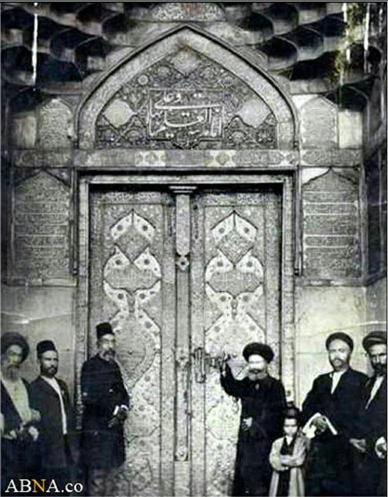 صور من مرقد الامام علي عليه السلام الصور ماخوذه في عشرينات وثلاثينيات القرن الماضي Historical Images History Of Islam Baghdad Iraq